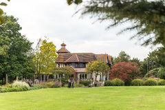 Traditional Country English house, London Stock Photos