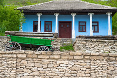 Traditional countryhouse in Moldova Royalty Free Stock Photography