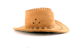 Traditional cowboy hat Stock Photo