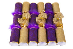 Traditional Crackers Royalty Free Stock Images