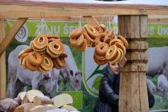 Traditional crafts fair, Vilnius Stock Images