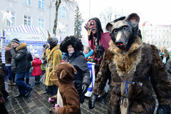 Traditional crafts fair, Vilnius Stock Photography