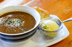 Traditional creole Gumbo Stock Images