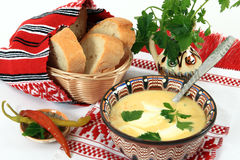 Free Traditional Cuisine From Romania: Tripe Soup Stock Photos - 18923673