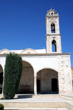 Traditional Cypriot Church Stock Photography