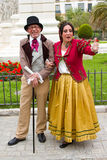 Traditional dance in Cadiz Stock Photos