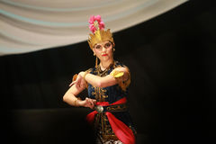 Traditional dance Royalty Free Stock Images