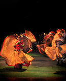 Traditional dance from Mexico Royalty Free Stock Photo