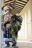 Traditional Dancer - Heard Museum royalty free stock photos