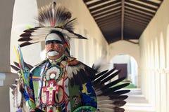 Traditional Dancer - Heard Museum Stock Image