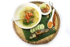 Traditional delicacies of kadazandusun Royalty Free Stock Images