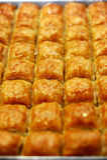 Traditional Dessert Turkish Baklava Stock Images