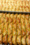Traditional Dessert Turkish Baklava Royalty Free Stock Photography