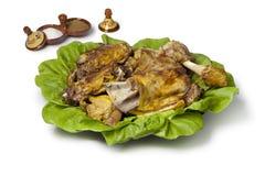 Traditional dish for Eid al-Adha stock image