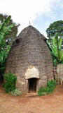 Traditional Dorze tribe house in Chencha Ethiopia. Traditional Dorze tribe house in Chencha , Ethiopia Stock Photo