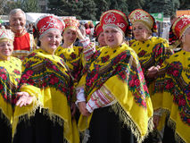 traditional dress Royalty Free Stock Image