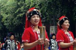 Traditional dress-China Royalty Free Stock Image
