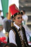 Traditional dress Stock Image