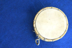 Traditional drum Royalty Free Stock Images