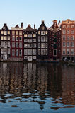 Traditional Dutch Architecture Houses Royalty Free Stock Image