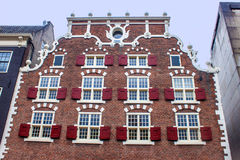 Traditional dutch building Royalty Free Stock Photography