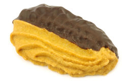 Traditional dutch cookie called sprits Royalty Free Stock Image