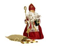 Traditional dutch culture: Santa Claus feast Royalty Free Stock Images