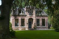 Traditional dutch house Stock Photos