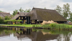 Traditional Dutch house Stock Photo