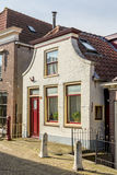 Traditional Dutch house in a small village Stock Images