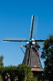 Traditional Dutch Windmill Royalty Free Stock Images