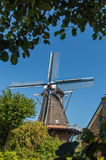 Traditional Dutch Windmill Royalty Free Stock Photography