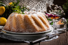 Traditional easter cake. Stock Image