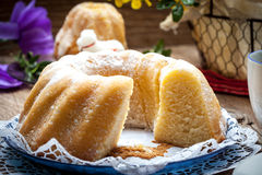 Traditional easter cake. Royalty Free Stock Photo