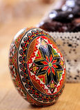 Traditional Easter eggs Royalty Free Stock Photography