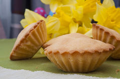 Traditional Easter pastry Stock Photography