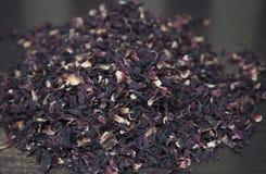 Traditional Egyptian tea drink Stock Photography