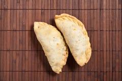 Traditional empanadas Stock Photos