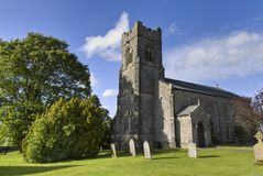Traditional English Church Stock Photos