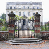 Traditional English Mansion Stock Photography