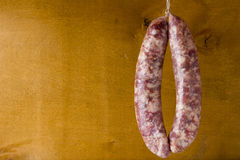 Traditional English Pork Sausages Royalty Free Stock Photography
