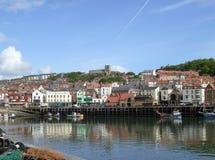 Traditional English seaside resort Stock Photography