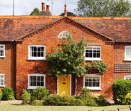 Traditional English Village Cottage Royalty Free Stock Photo