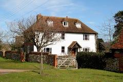 Traditional English Village House Stock Photos