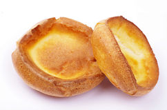 Traditional english yorkshire puddings Royalty Free Stock Photo