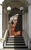 Traditional Entrance, Zanzibar Stock Photos