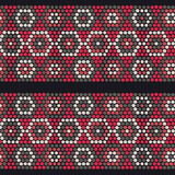 Traditional Ethnic African Ornament. Seamless vector pattern. Be Stock Photos