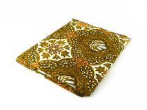 Traditional Ethnic Indonesia Batik Pattern from Java Javanese royalty free stock photography