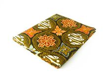 Traditional Ethnic Indonesia Batik Pattern from Java Javanese Royalty Free Stock Photo