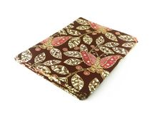 Traditional Ethnic Indonesia Batik Pattern from Java Javanese stock image